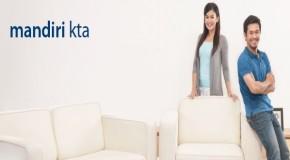 Penawaran Spesial Bank Mandiri KTA dengan Suku Bunga 17